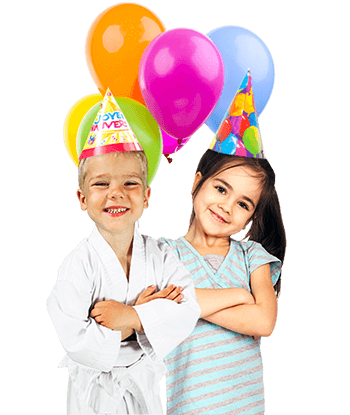 Martial Arts Southern Maryland Martial Arts and Fitness - Birthday Parties