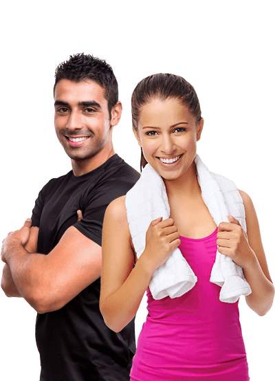 fitness men women spa